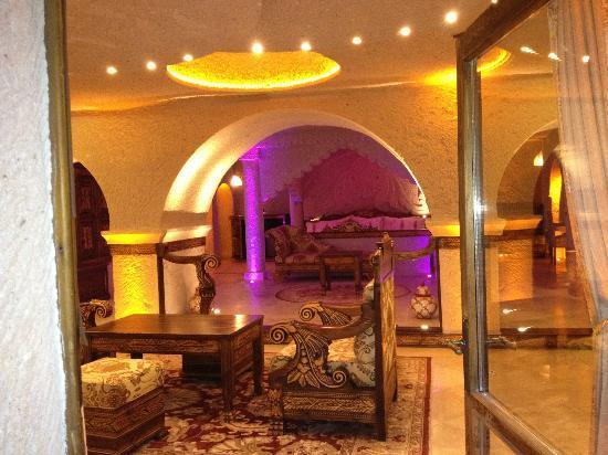 Gamirasu Cave Hotel: cuarto