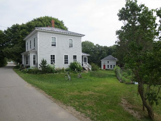 Little Cranberry Island (Islesford), เมน: House on Little Cranberry Island, ME