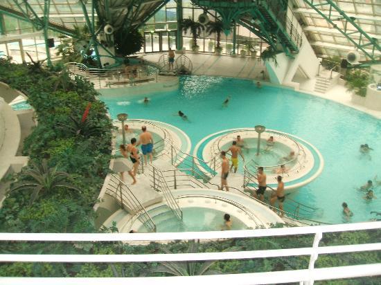 Caldea Thermal Spa: Baños Termales