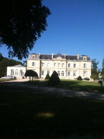 Le Chateau des Moyeux: le château