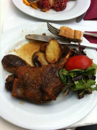 Duck Confit Confit De Canard Picture Of Ma Salle A Manger