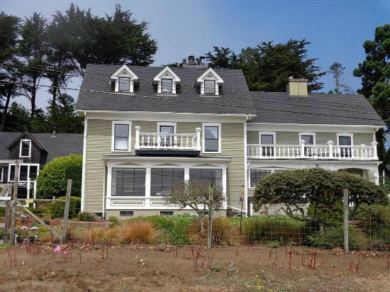 "Glendeven Inn Mendocino: The Glendeven ""Farmhouse"""