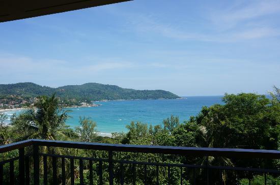 Avista Phuket Resort & Spa: View of room 504
