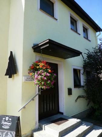Ferienhotel Augustusburg: Hotel Entrance