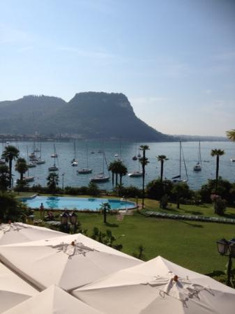 Hotel du Parc: lovely view