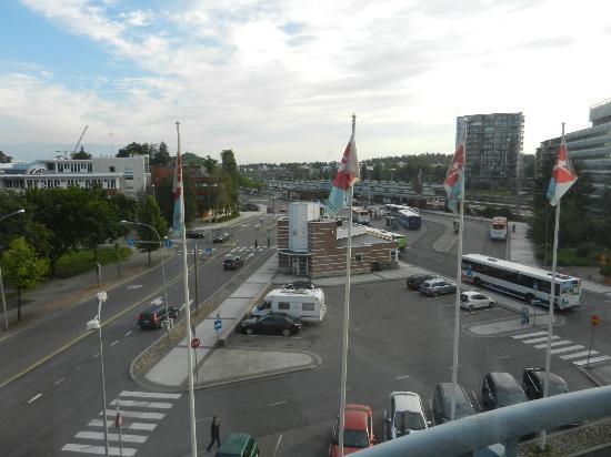 Original Sokos Hotel Vantaa: View from the room