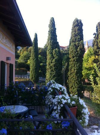 Hotel Silvio: petite vue de la chambre