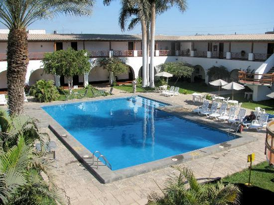 Hotel Nazca Lines: Pool