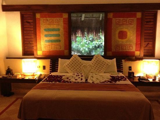 The Explorean Kohunlich by Fiesta Americana : the beautiful spacious room