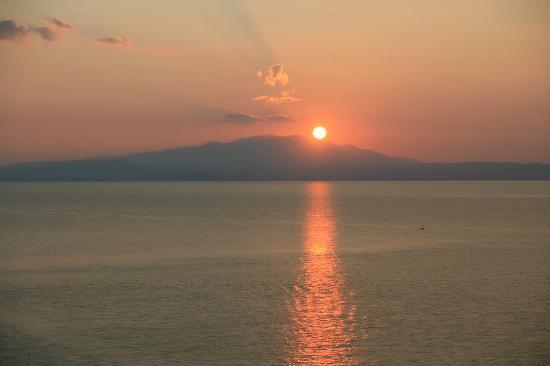 Studios Zafira: Stunning sunset