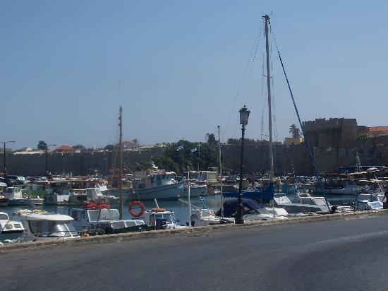 Bayside Hotel Katsaras: Rhodes Town