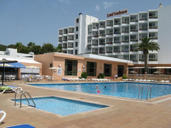 Migjorn Gran, España: zona piscina