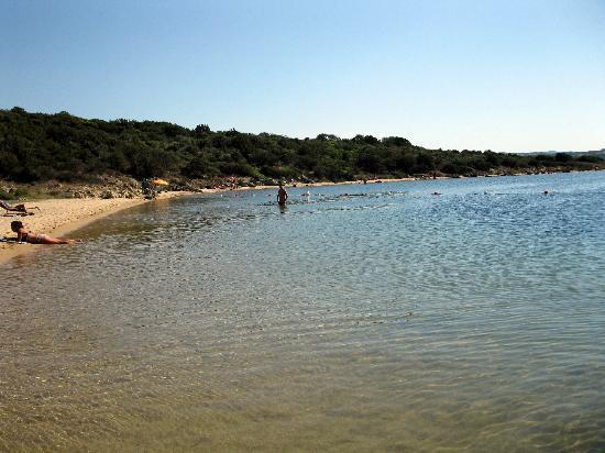 Residence Costa Serena : spiaggia costa serena