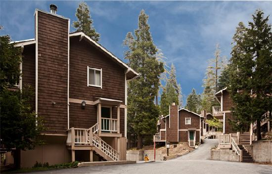 Lake Arrowhead Chalets: Family sized condos