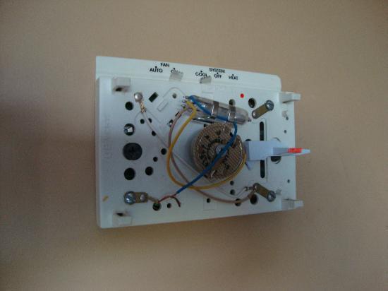 Trenton Park Motel : Air Conditioning control