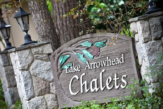 Lake Arrowhead Chalets: Gated Community