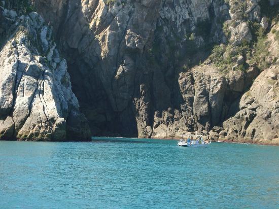 El Parador Pousada: Gruta Azul - Arraial do Cabo