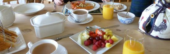 Loch Watten House: Frühstück