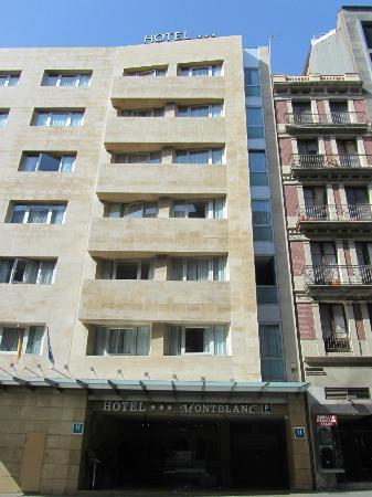 HCC Montblanc: L'hôtel