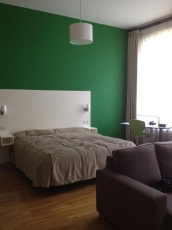 MAS Residence: chambre rumba