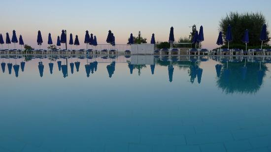Sunwing Kallithea Beach: One of the pools