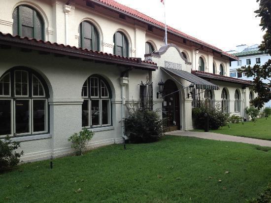 Baymont Inn & Suites Hot Springs : Historic Fordyce Bath House