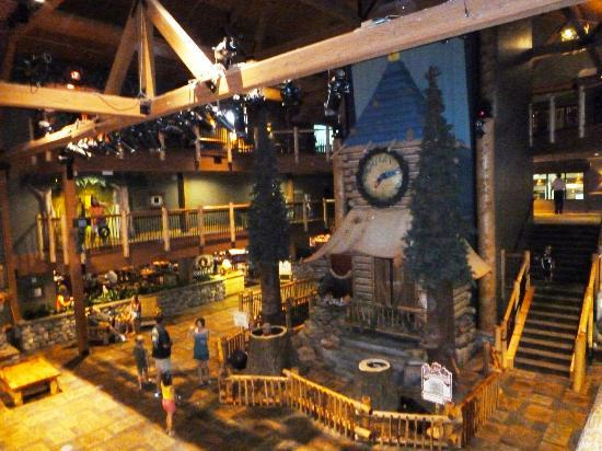 Great Wolf Lodge Concord: The Clock Tower