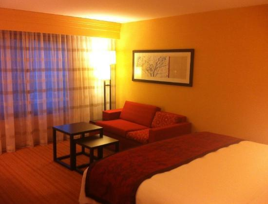 Courtyard by Marriott Albany Thruway: Room