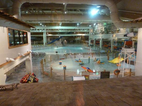 Great Wolf Lodge Concord: water park
