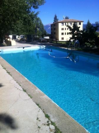 Hotel Mirador: Swimming pool, open during summer