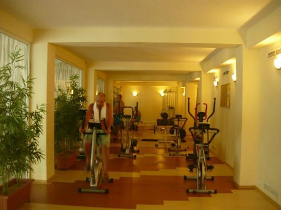 Club Calimera Sunny Beach: gym in hotel Zvete