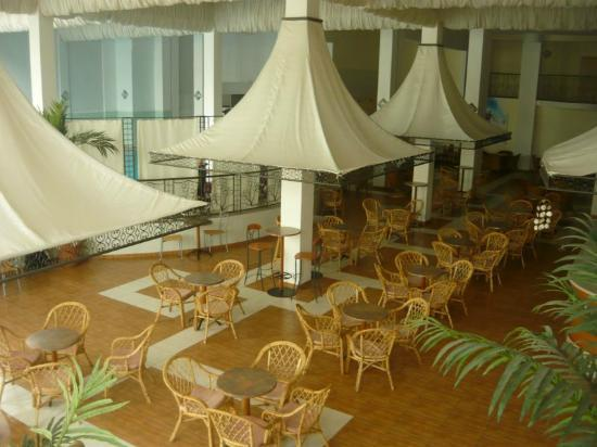Club Calimera Sunny Beach: inner pool area