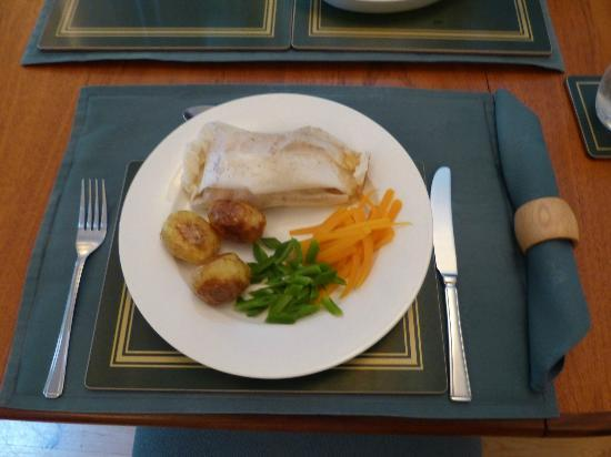 Na Fir Chlis Guesthouse: Abendessen