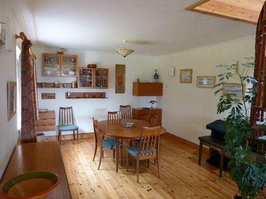 Na Fir Chlis Guesthouse: Frühstücksbereich