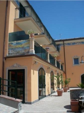 Cogoleto, Ιταλία: hotel Eco del mare