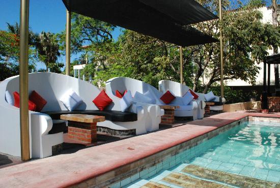Cosala Grand Boutique Resort & Spa: Pool area