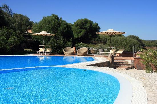 Hotel Stazzo Lu Ciaccaru: La piscine principale