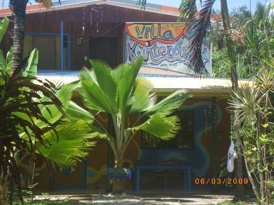 Cabinas Villa Kunterbunt