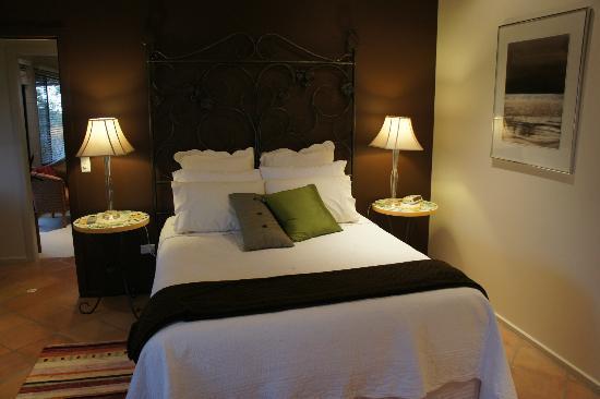 Treetops Bed and Breakfast: Bedroom