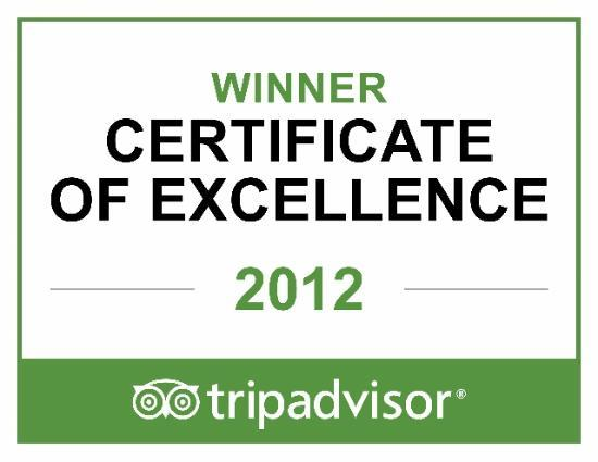 Bay Breeze Motel: Certificate Of Excellence