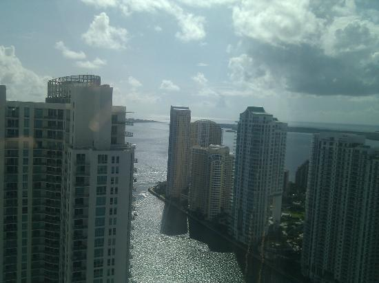 Hotel Beaux Arts Miami: View from the room