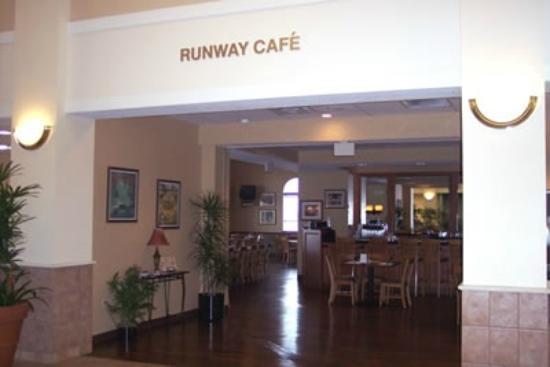 JR's Runway Cafe at Sebring Airport Terminal