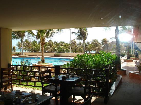 Vila Galé Fortaleza : vista do hotel
