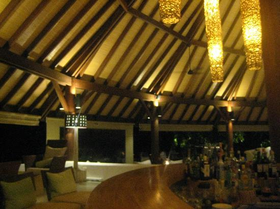 Denis Private Island Seychelles: Bar