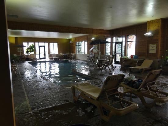 The Cody Hotel: Espace SPA