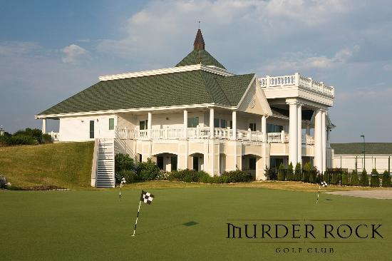 Hollister, MO: Murder Rock Clubhouse