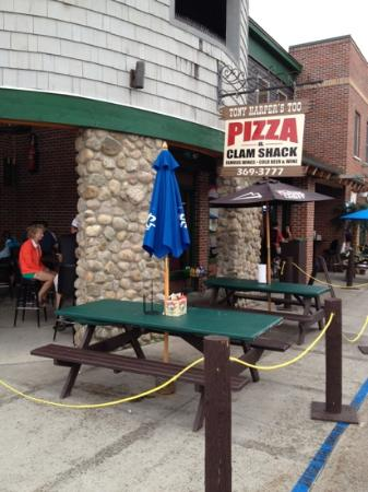 Tony Harper's Pizza and Clam Shack
