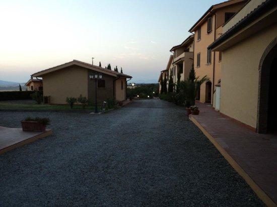 Borgo di Pomaia: BELLEZZA