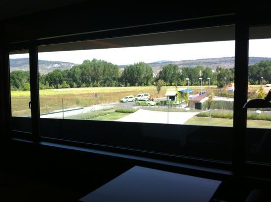 AlmaPamplona Muga de Beloso: view from room