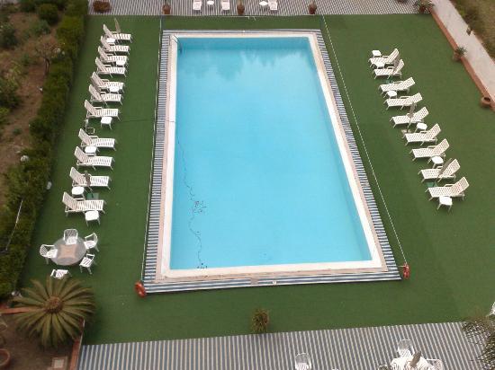 Grand Hotel Dei Templi : La grande piscina